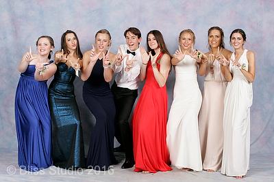 Methodist Ladies' College Ball 2016