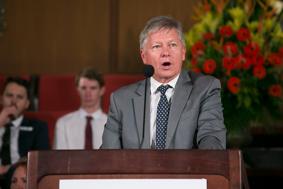 Bill Marmion, MLA